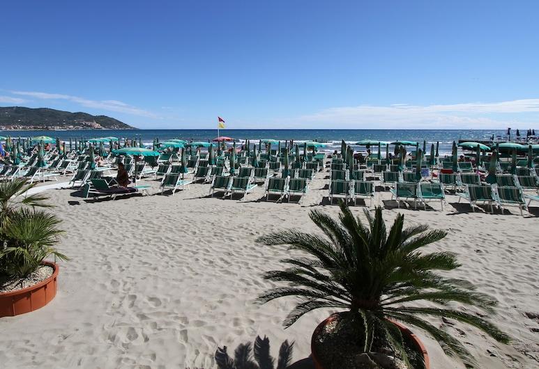 Villa Igea, Diano Marina, Playa