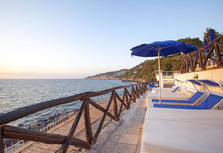 Piccolo Paradiso, Massa Lubrense, Praia