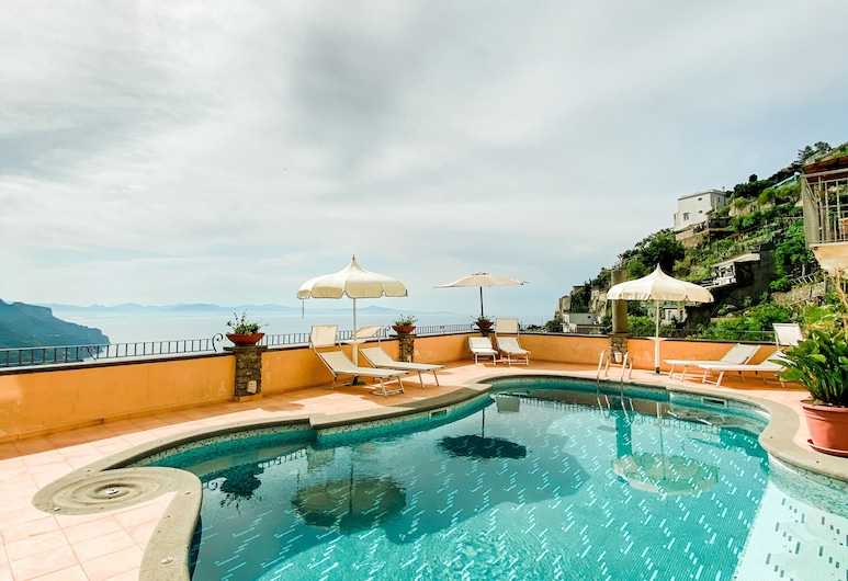 Hotel Bonadies, Ravello, Pool