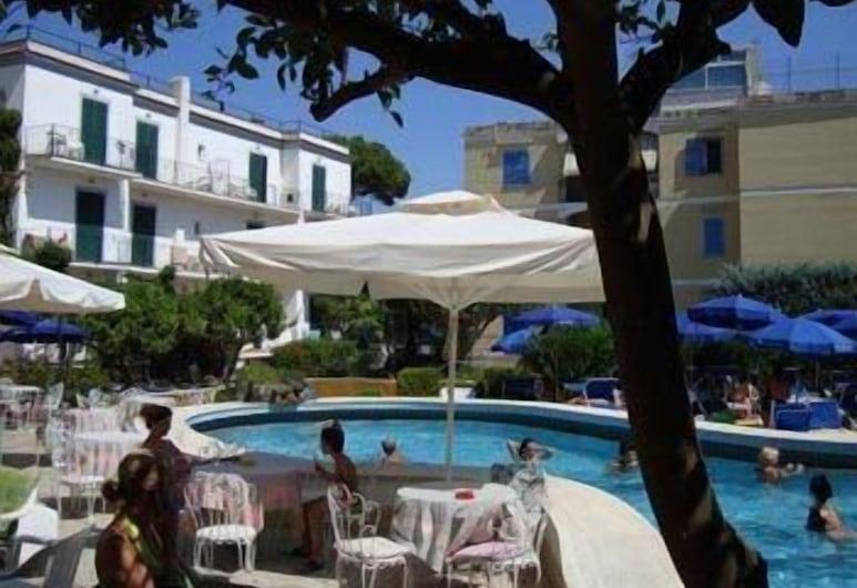 Hotel Royal Terme, Ischia, Utomhuspool