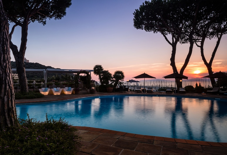 Baglioni Resort Cala del Porto - The Leading Hotels of the World, Castiglione della Pescaia, Bazen