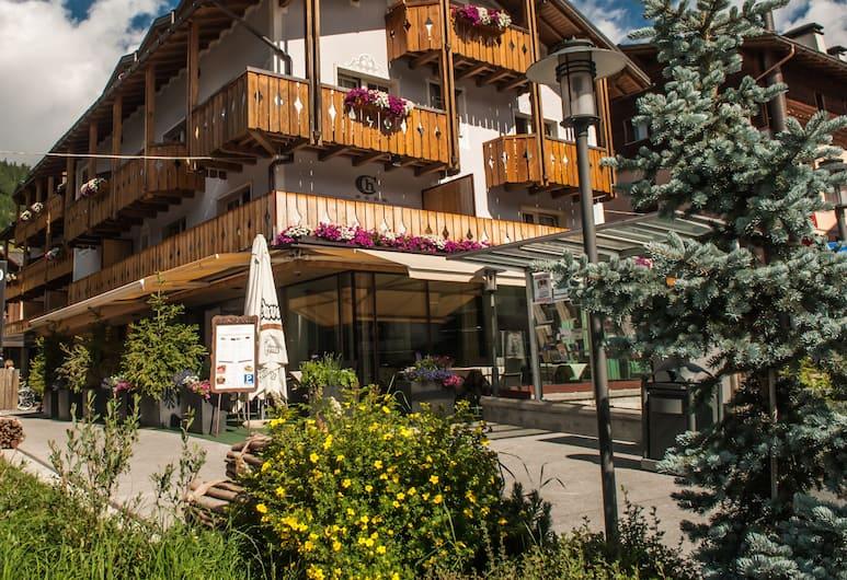 Hotel Concordia, Livigno, Facciata hotel