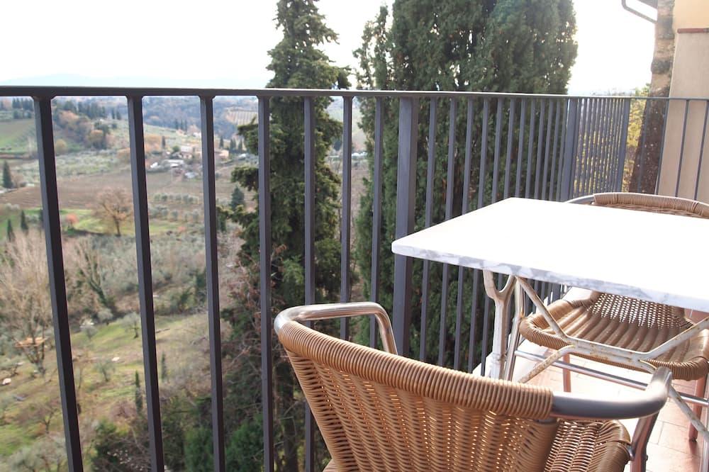 Chambre Supérieure, balcon, vue colline - Balcon