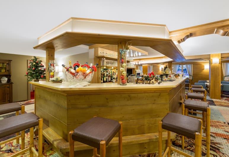 Hotel Intermonti, Livigno, Bar del hotel