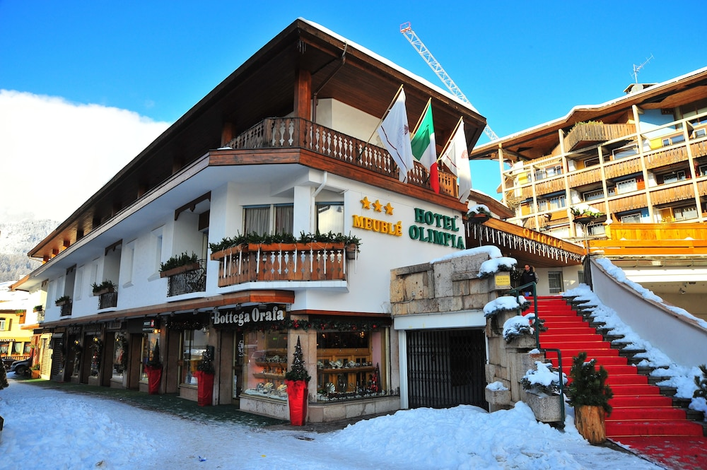 Hotel Olimpia, Cortina d'Ampezzo