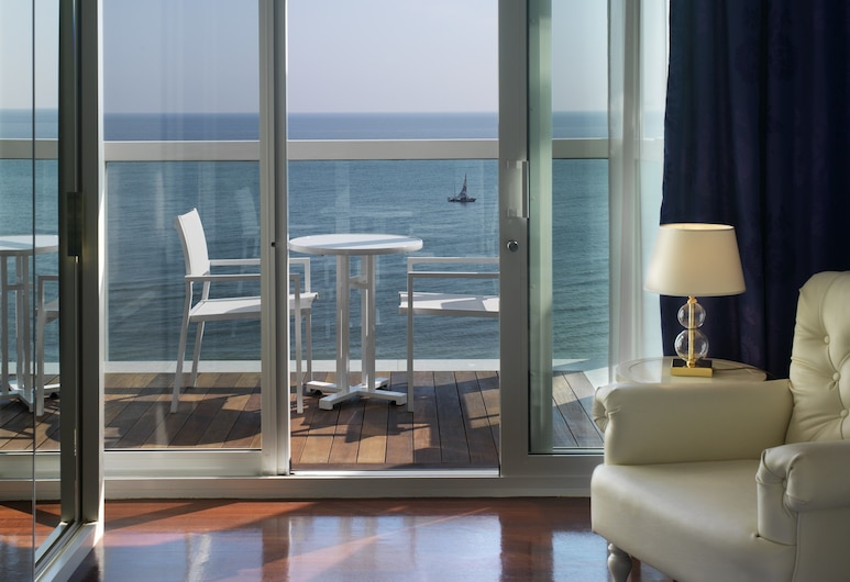 Tiffany's, Riccione, Luxury Double or Twin Room, Guest Room View