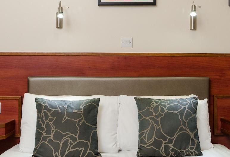 瓦爾多尼亞酒店, 倫敦, 雙人房, 客房