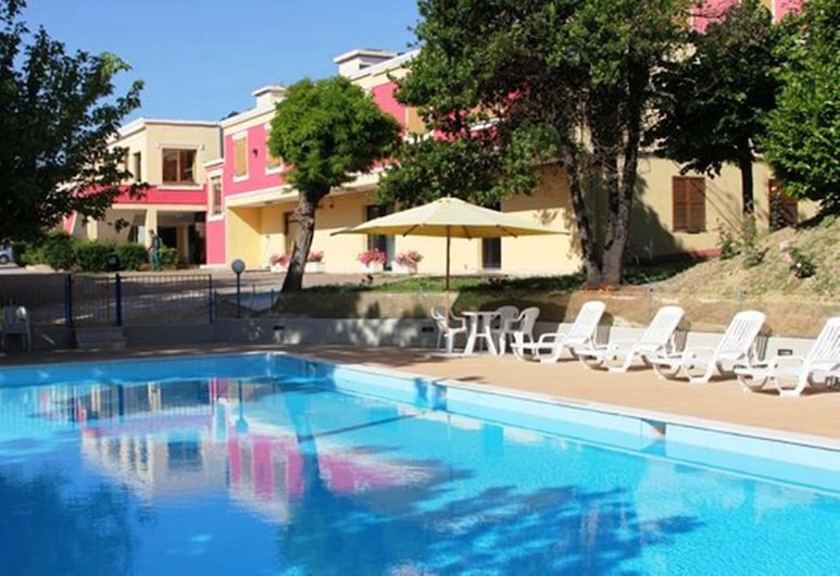 La Meridiana, Urbino, Outdoor Pool