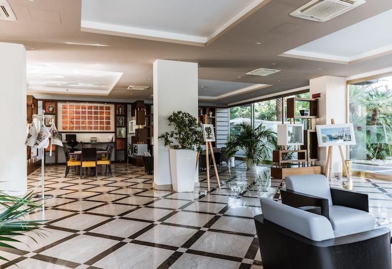 Rondo Hotel, Bari, Lobby