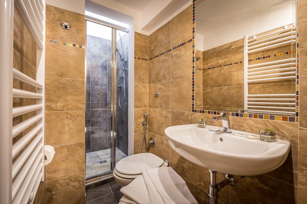 트리플룸, 전용 욕실 - 욕실