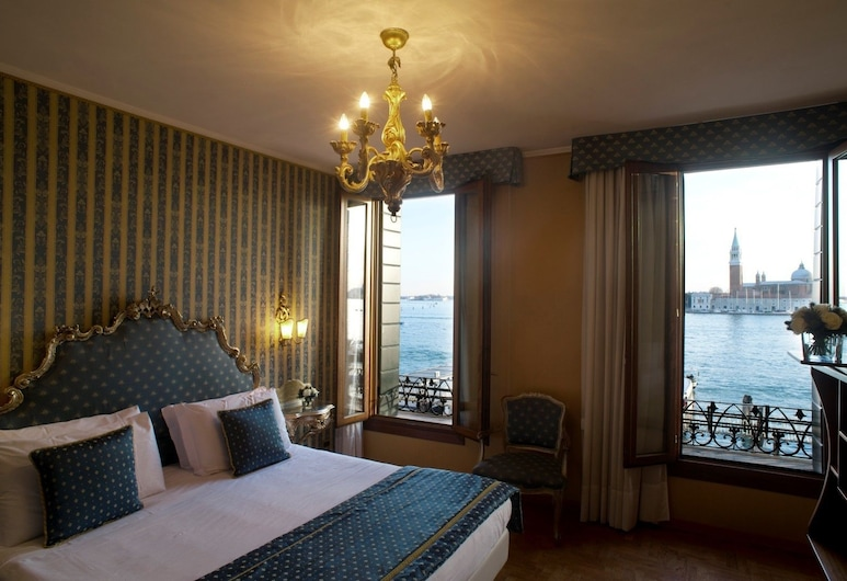 Pensione Wildner, Venice, Superior Double Room, Lagoon View, Guest Room View