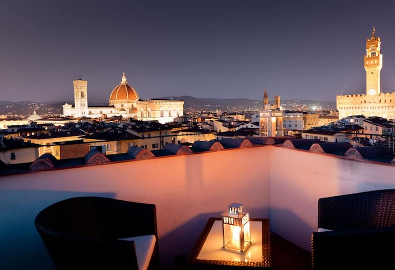 Hotel Torre Guelfa, Florence