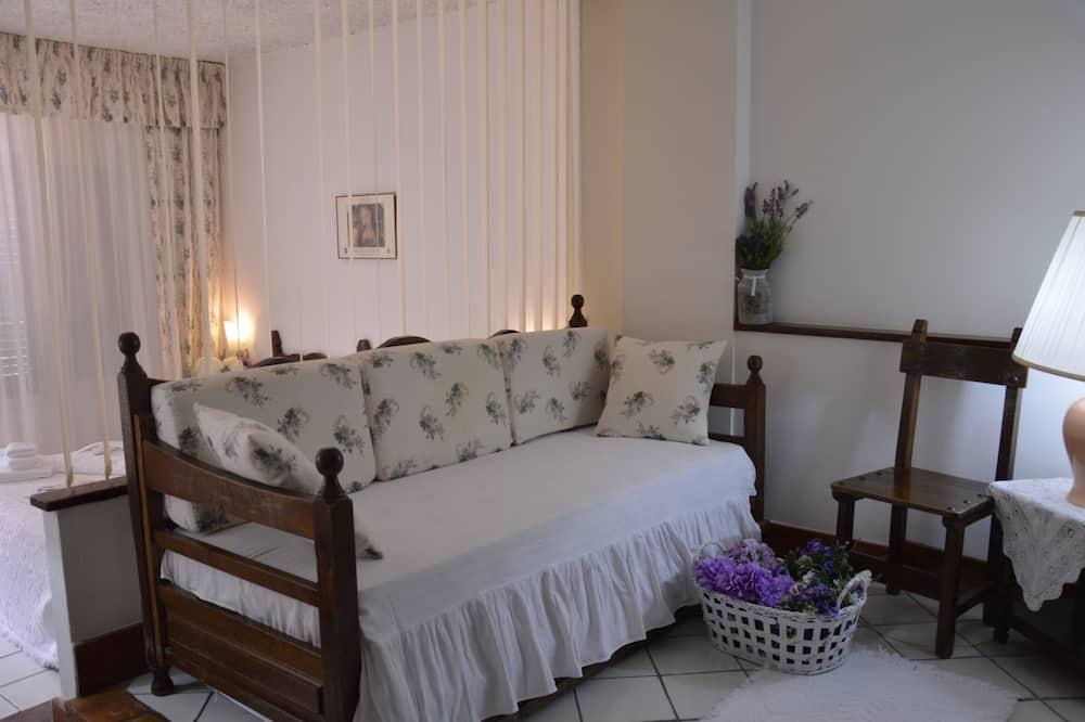 Номер-люкс, 2 спальні, з видом на море - Житлова площа