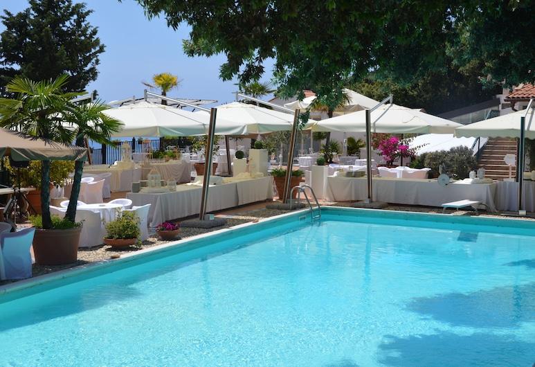 Hotel e Spa Villa Del Mare, Maratea, Rooftop Pool
