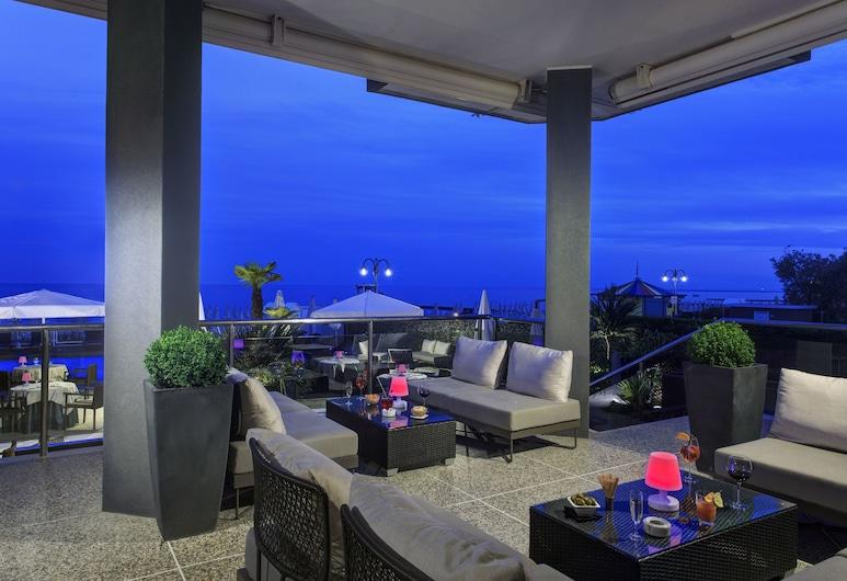 Hotel Byron Bellavista, Jesolo, Výhled z hotelu