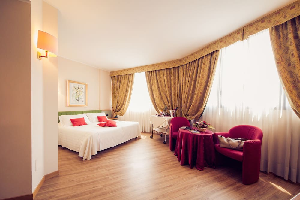 Executive Double Room - Guest Room