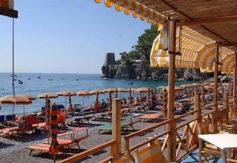 Hotel Pupetto, Positano, Playa