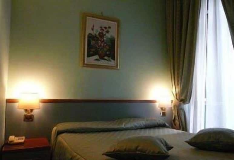 Hotel Fenicia, Rome, Double Room, Guest Room