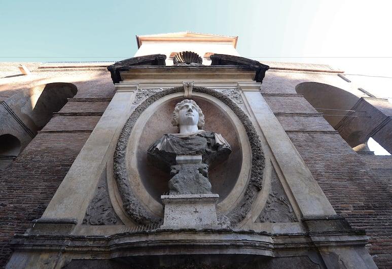 Hotel Golden, Rome, Exterior