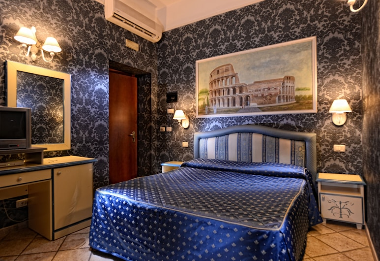 Hotel Golden, Roma, Camera Superior con letto matrimoniale o 2 letti singoli, Camera