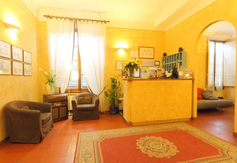 Hotel Genesio, Firenze