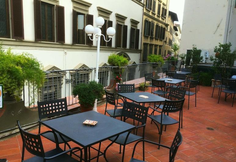 Balcony, Florence, Terras