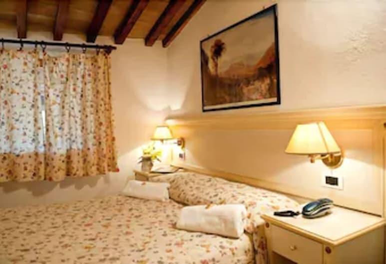 Hotel Corso, Orvieto, Dobbeltrom, Gjesterom