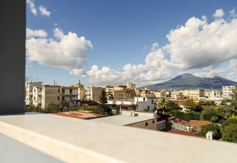 Hotel Maiuri, Pompeia, Quarto casal, Vista para a montanha, Vista para a montanha