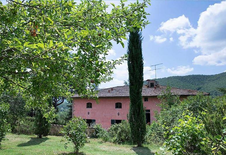 潘札諾羅莎別墅, 格雷薇