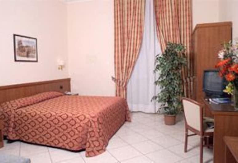 Mirage, Rome, Standard Twin Room, Guest Room