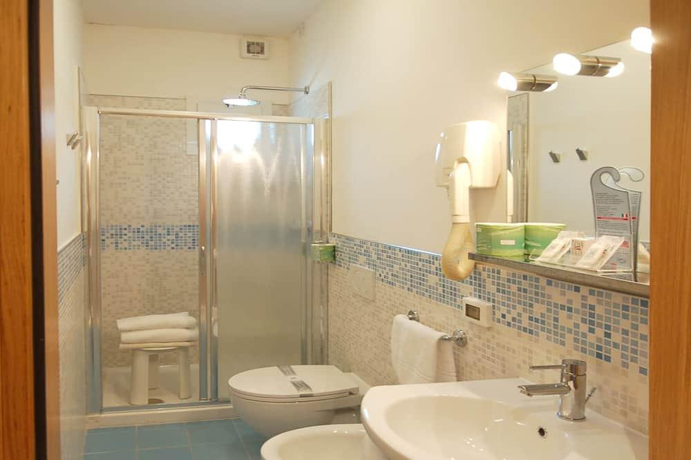 雙人房, 2 張單人床, 花園景 - 浴室