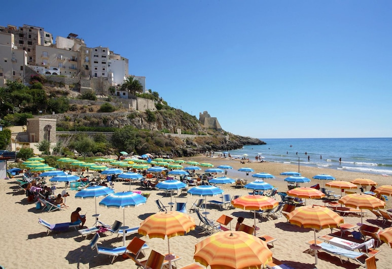 Hotel Mayor, Sperlonga, Beach