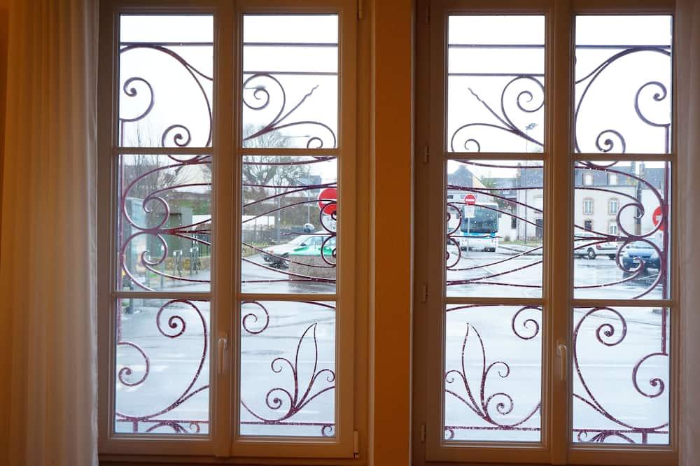 Kamar Comfort, akses difabel, pemandangan kota - Pemandangan Kamar Tamu