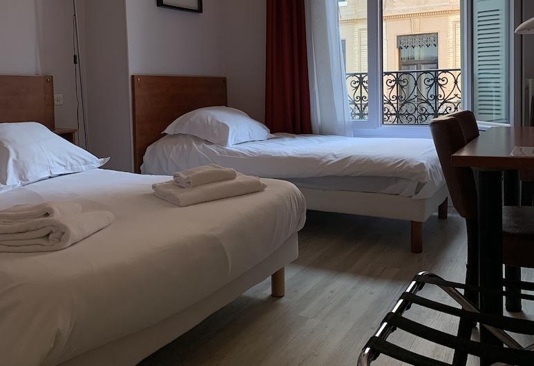 Wilson Square, Toulouse, Chambre Triple, Chambre