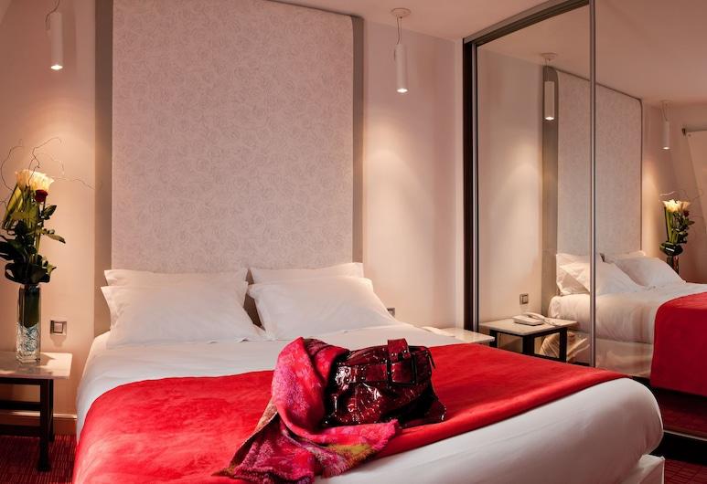 Hôtel Devillas, Paris, Comfort Double Room, Guest Room