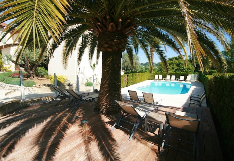Hotel Marc Hely, La Colle-sur-Loup, Outdoor Pool