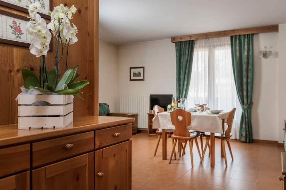 Classic-Loft - Wohnbereich