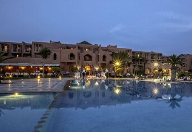 Palm Plaza Marrakech Hotel & Spa, Marrakesch, Terrasse/Patio