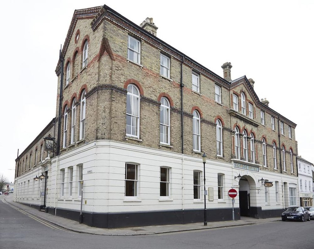 George Hotel Huntingdon