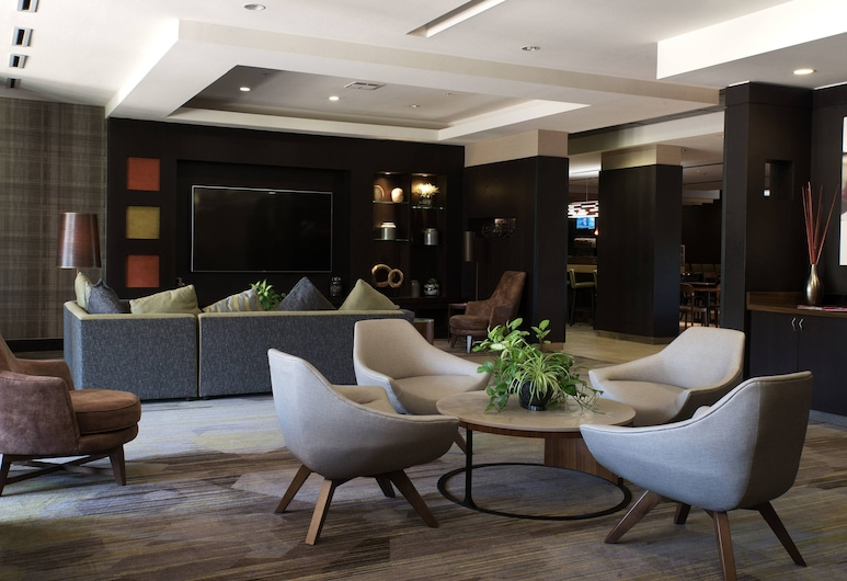 Courtyard by Marriott Fort Worth West at Cityview, Fort Worth, Lobby