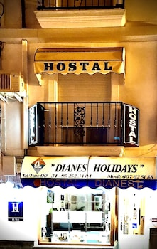 Picture of Hostal Dianes in Nerja