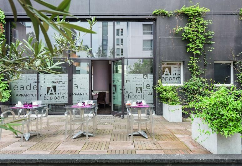 Appart'City Confort Paris Grande Bibliothèque, París, Terraza o patio