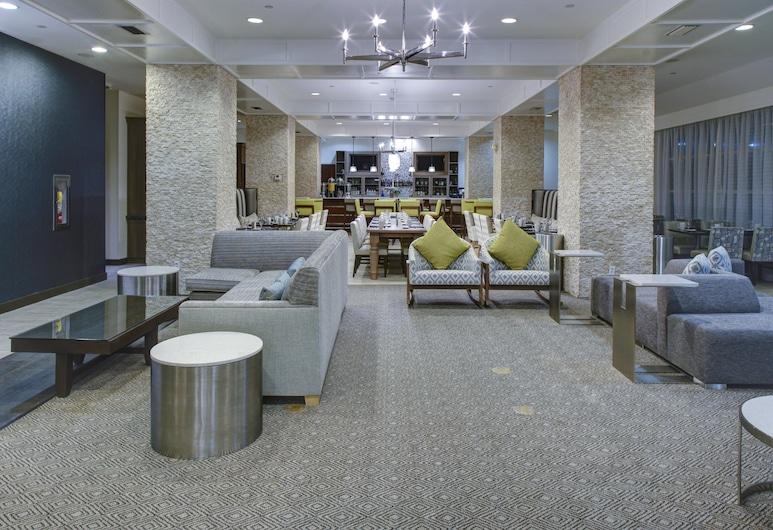 DoubleTree by Hilton Hotel Biloxi, Biloxi, Sala de estar en el lobby