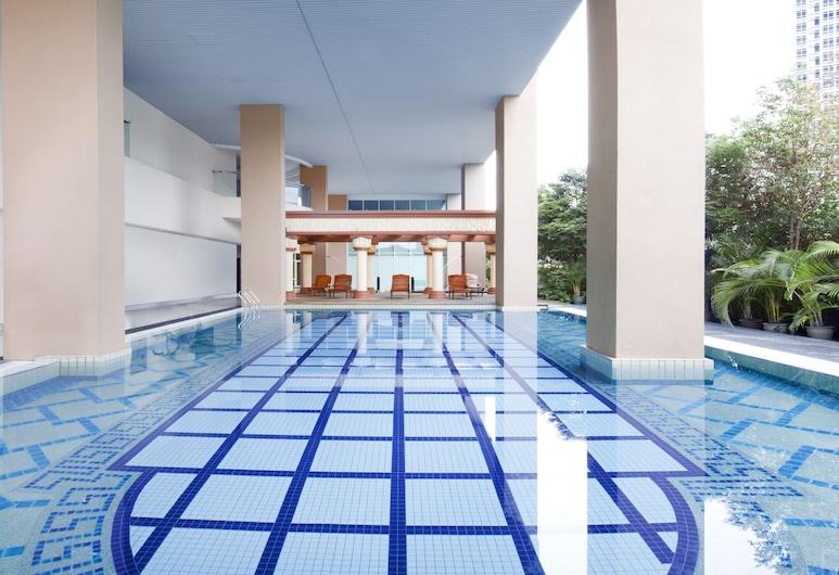 吉隆坡 MAYTOWER 絲麗酒店, 吉隆坡, 室外泳池