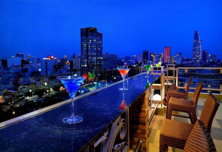 Elios Hotel, Ho Chi Minh City, Terrace/Patio