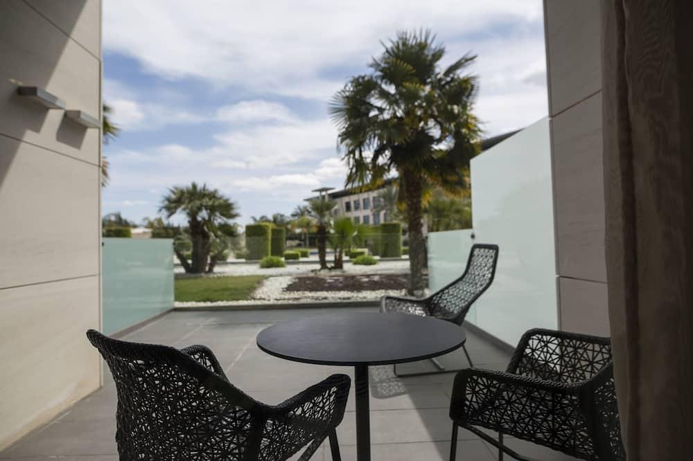 Club Room, Terrace (3 Adults) - Terrace/Patio