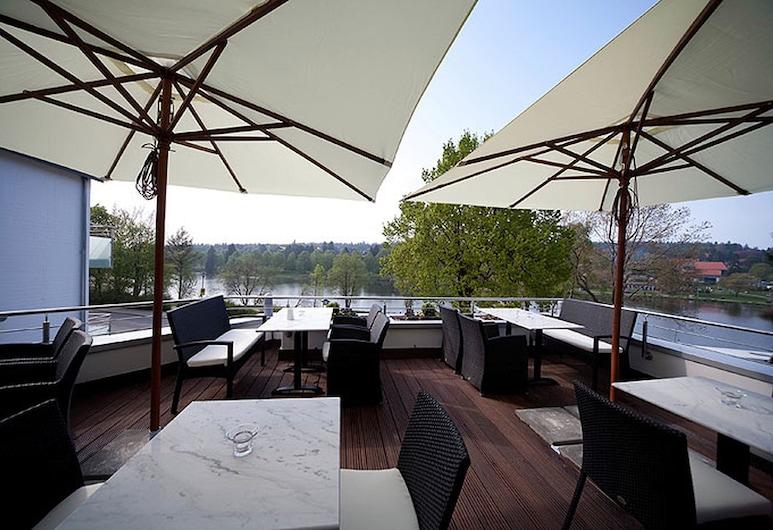 Hotel Njord, Goslar, Terrace/Patio