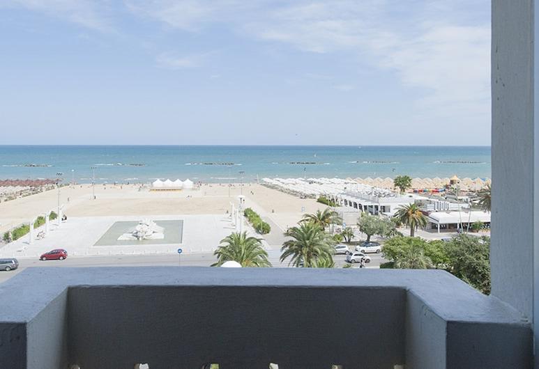 Hotel Esplanade, Pescara, Habitación con 1 cama doble o 2 individuales (sea view), Terraza o patio