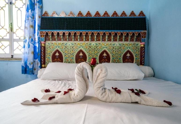 Moroccan House Hotel Marrakech, Marrakech, Single Room, Bilik Tamu