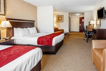 Dubaj — zdjęcie hotelu Comfort Suites Jackson-Cape Girardeau